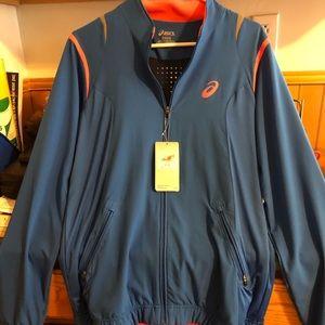Asics nylon jacket